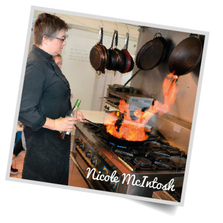 Nicole McIntosh - The Olive Branch Cafe and Catering